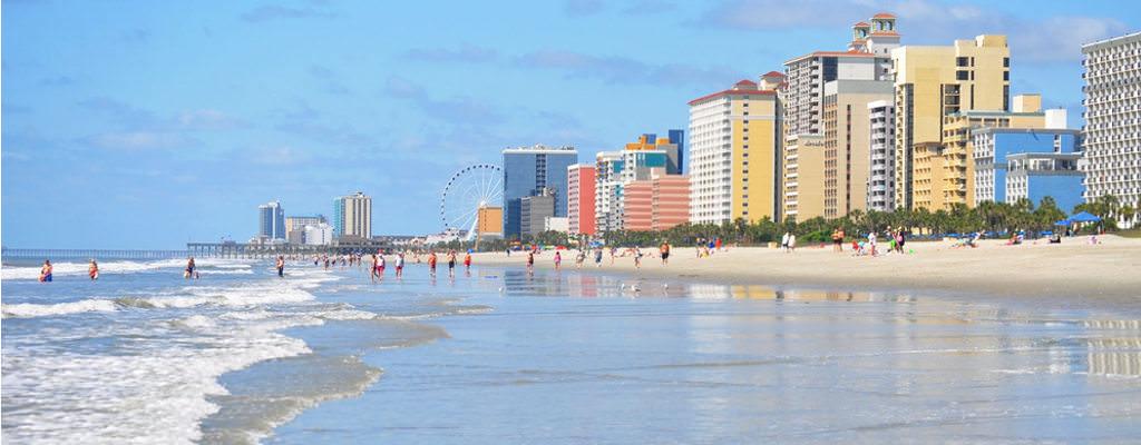Urlaub South Carolina