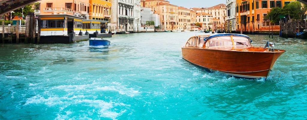 Urlaub Venedig