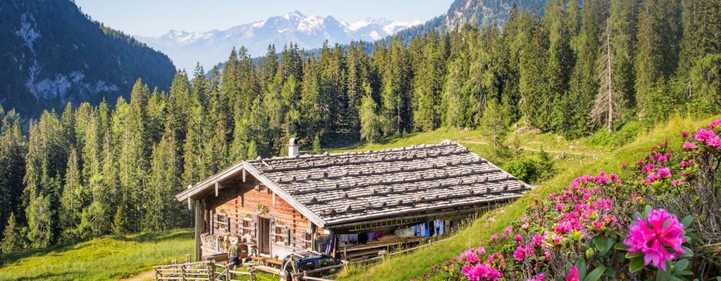 Wanderurlaub Österreich