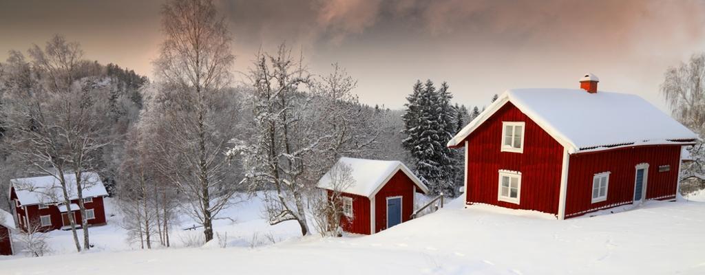 Winterurlaub Schweden