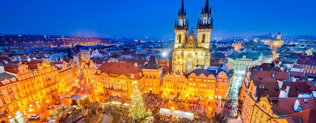Winterurlaub Tschechien