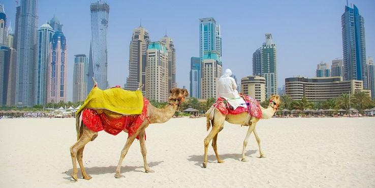 4 Sterne Dubai Strandurlaub
