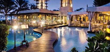Dubai 6 Sterne Hotel Arabian Court at One&Only Royal Mirage