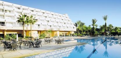 Marokko Agadir Urlaub Arlas Amadil Beach