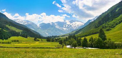 Autoreise Urlaub Österreich Salzburgerland