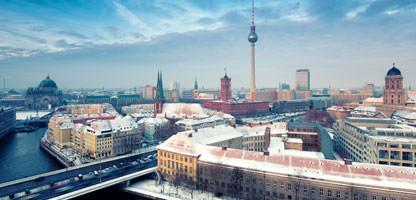 Berlin Xmas Shopping