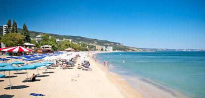 Bulgarien Reisen Sonnenstrand MPM Blue Pearl