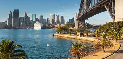 Mietwagenrundreise Australien