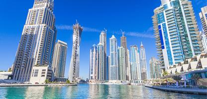 Dubai Hotelangebote