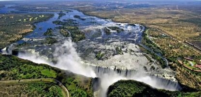Erlebnis Victoria Falls & Chobe Park
