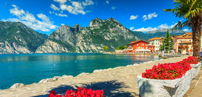 Gardasee Brueckentage Urlaub