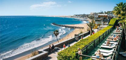 Gran Canaria Urlaub Hotel Parque Tropical