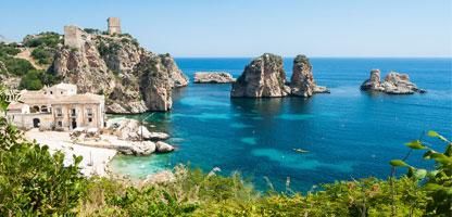 Italien Urlaub Sizilien