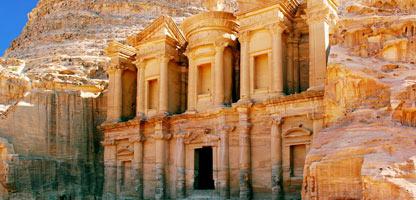Jordanien Urlaub buchen