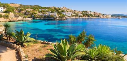 Strandhotel auf  Mallorca