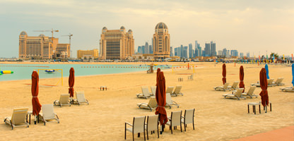 Qatar Urlaub buchen