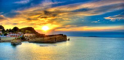 Griechenland Reisen Korfu 4*