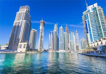 Reisetrend Dubai