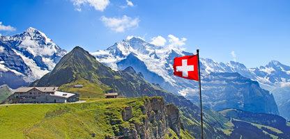 Reisetrend Schweiz Urlaub