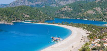 Strandurlaub in Türkei