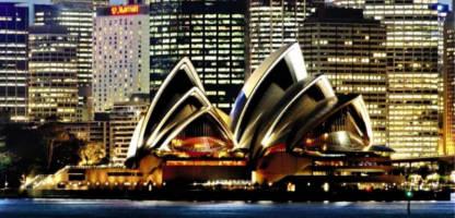 Sydney Hotel Harbour Marriott