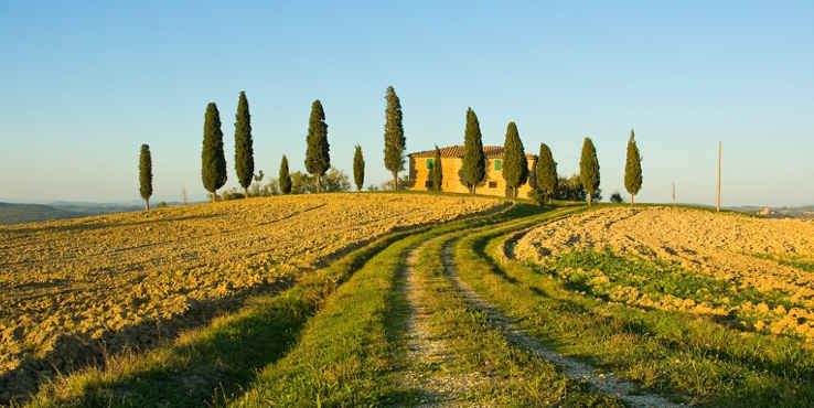 Urlaub in Toskana
