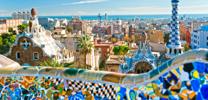Urlaub Barcelona Brückentage