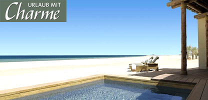 Urlaub mit Charme Abu Dhabi  Anantara Sir Bani Yas Island Al Yamm Villas
