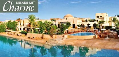 Urlaub mit Charme Ägypten Dawar El Omda