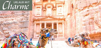 Urlaub mit Charme Jordanien Petra Guest House