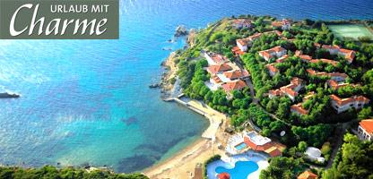 Urlaub mit Charme Türkische Ägäis Teos Holiday Village