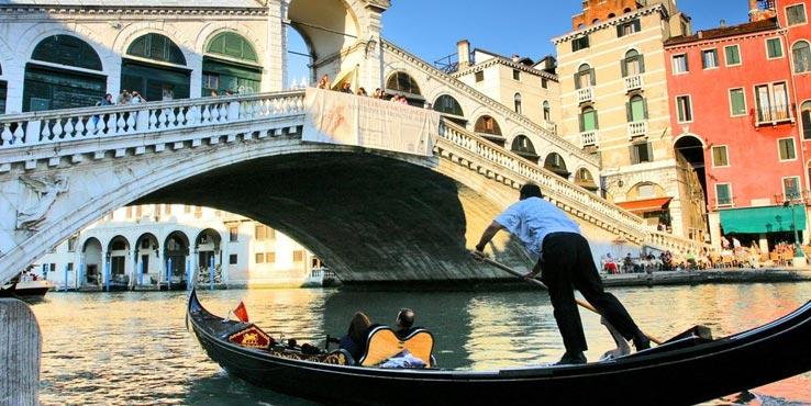 Venedig Venetien Urlaub
