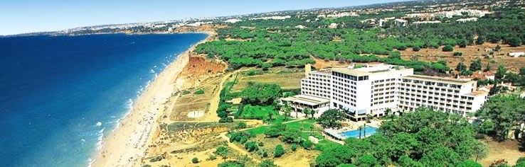 Algarve Urlaub Alfamar Beach Sport Resort