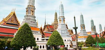 Bangkok Rundreise