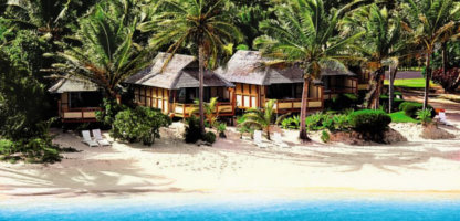 Cook Inseln Palm Grove Lodges