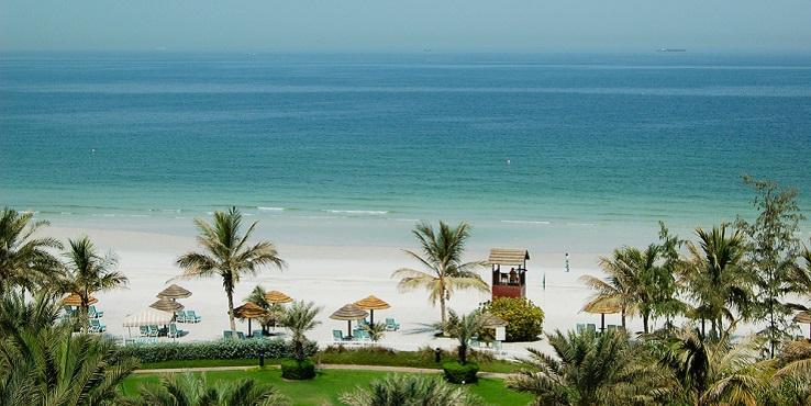 Dubai All Inclusive Strand