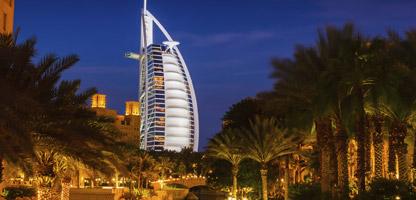 Dubai Urlaub April