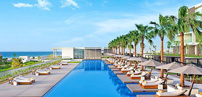 Emirate Urlaub Oberoi Beach Resort Al Zorah