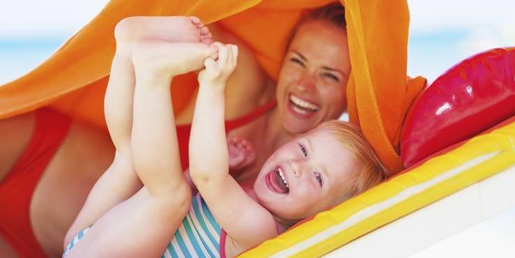 Familienurlaub Griechenland mit All Inclusive