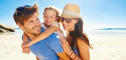 Familienurlaub Korfu