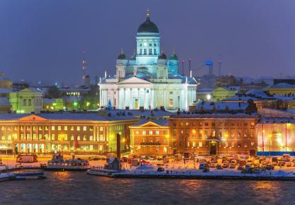 Urlaub Turku Finnland Hotel Und Flug