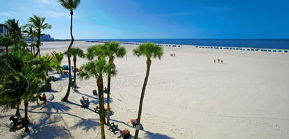 Florida Reise Clearwater