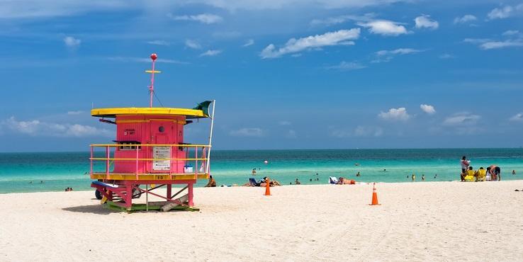 Florida Urlaub Februar