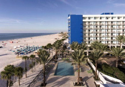 Florida Urlaub Hilton Clearwater Beach
