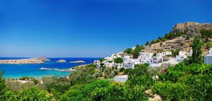 Griechische Inseln Mai