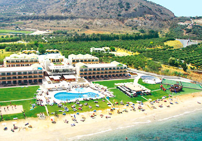 Hotel Kreta Kiani Beach Resort