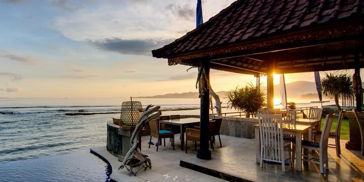 Indonesien Strandhotels