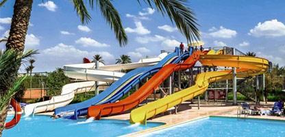 Wasserrutschen Park - Türkei, Ägypten, Dubai