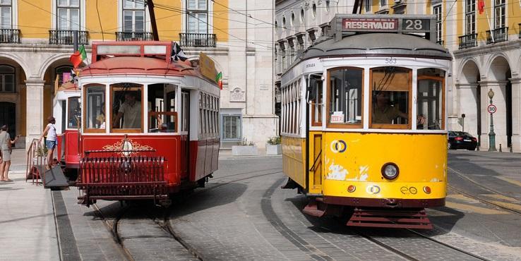 Lissabon Städtereisen