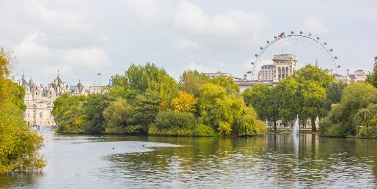 London Kurzurlaub
